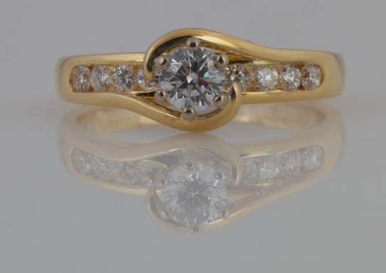 Consignment rings for Wedding ring consignment